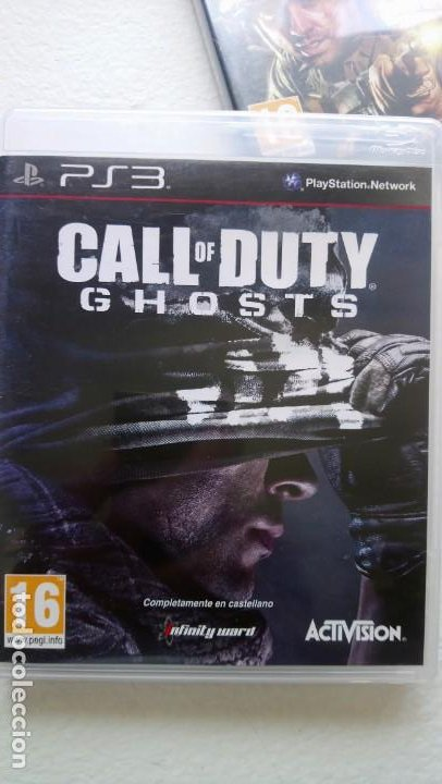 CALL OF DUTY GHOSTS PLAY STATION 3 PS3 (Juguetes - Videojuegos y Consolas - Sony - PS3)