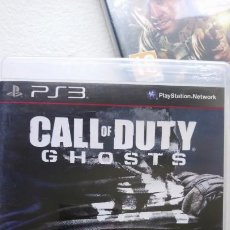 Videojuegos y Consolas: CALL OF DUTY GHOSTS PLAY STATION 3 PS3. Lote 171240264