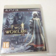 Videojuegos y Consolas: TWO WORLDS II. Lote 171274940