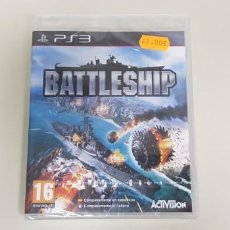 Videojuegos y Consolas: JJ- BATTLESHIP PS3 PAL ESPAÑA STOCK TIENDA NUEVO PRECINTADO . Lote 171583038