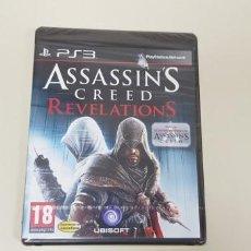Videojuegos y Consolas: JJ- ASSASINS CREED REVELATION PS3 PAL ESPAÑA STOCK TIENDA NUEVO PRECINTADO . Lote 171585584
