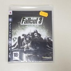 Videojuegos y Consolas: JJ-FALLOUT 3 PS3 PAL ESPAÑA NUEVO PRECINTADO N2. Lote 171591093