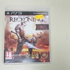 Videojuegos y Consolas: JJ-RECKONING KINGDOMS OF AMALOUR PS3 PAL ESPAÑA NUEVO PRECINTADO N1. Lote 171592004