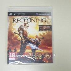 Videojuegos y Consolas: RECKONING KINGDOMS OF AMALOUR PS3 ESPAÑA PRECINTADO N2. Lote 171592220