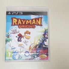 Videojuegos y Consolas: JJ-RAYMAN ORIGINS PS3 PAL ESPAÑA NUEVO PRECINTADO . Lote 171592449