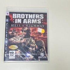 Videojuegos y Consolas: JJ- BROTHERS IN ARMS HELLS HIGHWAY PS3 PAL ESPAÑA NUEVO PRECINTADO . Lote 171593432
