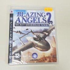 Videojogos e Consolas: JJ- BLAZING ANGELS 2 SECRET MISSIONS OF WWII PS3 PAL ESPAÑA NUEVO PRECINTADO . Lote 171600485