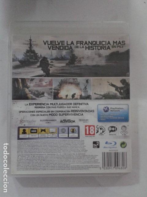 Videojuegos y Consolas: CALL OF DUTY MW3. PS3 - Foto 2 - 171711085