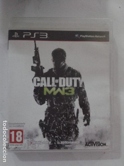 CALL OF DUTY MW3. PS3 (Juguetes - Videojuegos y Consolas - Sony - PS3)