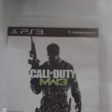 Videojuegos y Consolas: CALL OF DUTY MW3. PS3. Lote 171711085