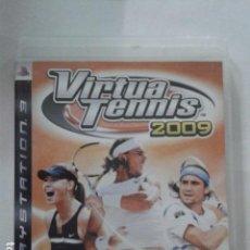 Videojuegos y Consolas: VIRTUA TENNIS 2009 SEGA TENIS PS3. Lote 171735069