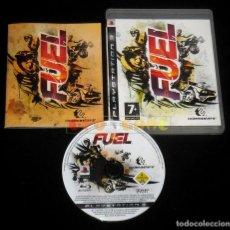 Videojuegos y Consolas: JUEGO PLAY 3 FUEL. Lote 172034659