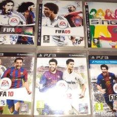 Videojuegos y Consolas: LOTE DE 6 VIDEOJUEGOS PARA PS3. Lote 172163698