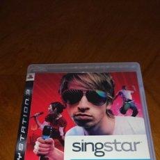 Videojuegos y Consolas: SINGSTAR PLAYSTATION 3. Lote 172299580