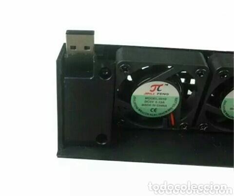 Videojuegos y Consolas: Refrigeración USB Sony PS3 (modelos FAT) - Foto 3 - 172341715