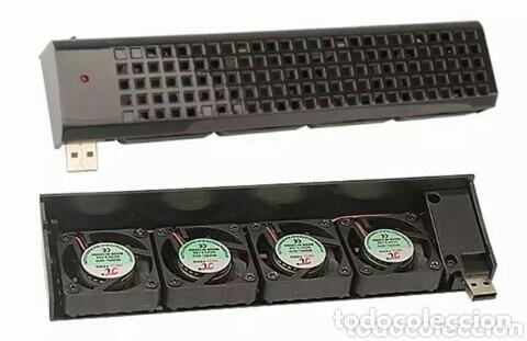 REFRIGERACIÓN USB SONY PS3 (MODELOS FAT) (Juguetes - Videojuegos y Consolas - Sony - PS3)