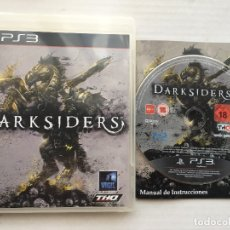 Videojuegos y Consolas: DARKSIDERS PS3 PLAY STATION 3 PLAYSTATION 3 KREATEN. Lote 172423545