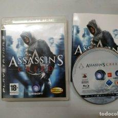 Videojuegos y Consolas: ASSASINS CREED - PS3 PLAYSTATION 3 PAL ESP. Lote 172570434