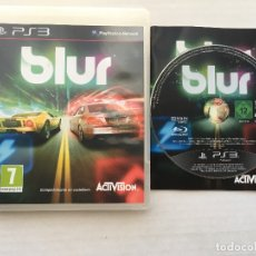Videojuegos y Consolas: BLUR PS3 PLAY STATION 3 PLAYSTATION 3 KREATEN. Lote 172580919