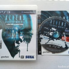 Videogiochi e Consoli: ALIEN COLONIAL MARINES LIMITED EDITION PS3 PLAY STATION 3 PLAYSTATION 3 KREATEN. Lote 172580990