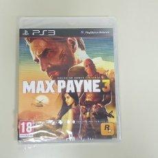 Videojuegos y Consolas: J7- MAX PAINE 3 PS3 VERSION ESPAÑOLA NUEVO PRECINTADA. Lote 172696227