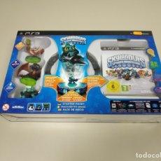 Videojuegos y Consolas: J8- PACK DE INICIO SKYLANDERS SPYROS ADVENTURES PS3 ACTIVISION NUEVO PRECINTADO. Lote 172820392