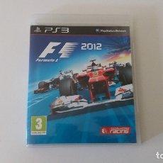 Videojuegos y Consolas: FORMULA 1 2012 (PS3). Lote 172960262