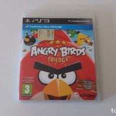 Videojuegos y Consolas: ANGRY BIRDS TRILOGY (PS3). Lote 172960830