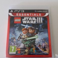 Videojuegos y Consolas: LEGO STAR WARS III ESSENTIALS (PS3). Lote 172961432