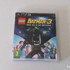Videojuegos y Consolas: LEGO BATMAN 3 MÁS ALLÁ DE GOTHAM (PS3). Lote 172961618