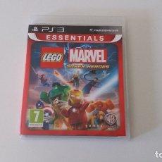 Videojuegos y Consolas: LEGO MARVEL SUPER HÉROES ESSENTIALS (PS3). Lote 172961728