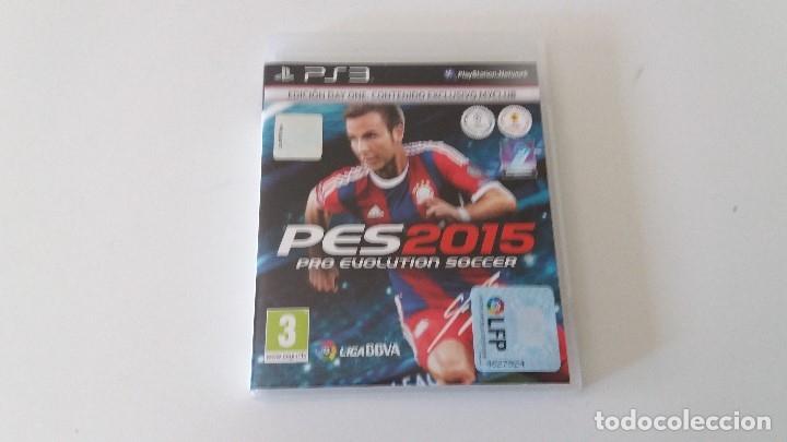 PES 2015 PRO EVOLUCION SOCCER (PS3) (Juguetes - Videojuegos y Consolas - Sony - PS3)