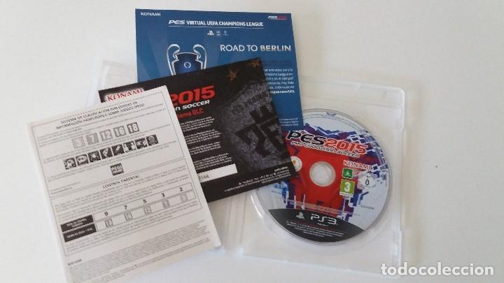 Videojuegos y Consolas: PES 2015 Pro Evolucion Soccer (PS3) - Foto 2 - 172961928