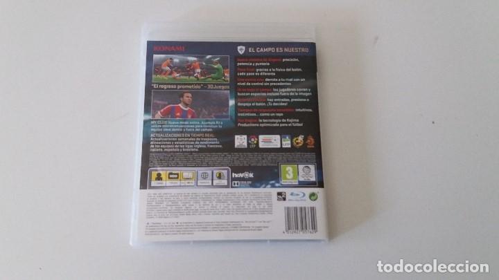 Videojuegos y Consolas: PES 2015 Pro Evolucion Soccer (PS3) - Foto 3 - 172961928