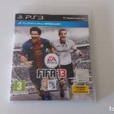 Videojuegos y Consolas: FIFA 13 (PS3). Lote 172961989