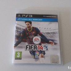 Videojuegos y Consolas: FIFA 14 (PS3). Lote 172962098
