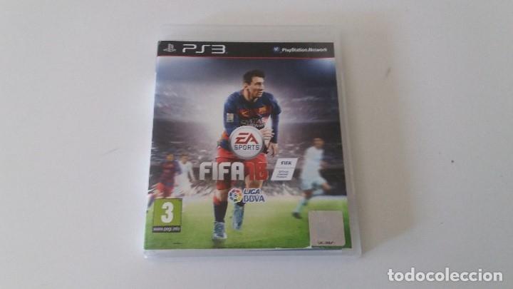 FIFA 16 (PS3) (Juguetes - Videojuegos y Consolas - Sony - PS3)