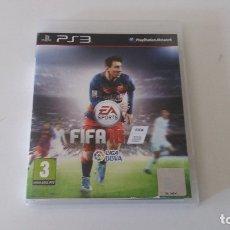 Videojuegos y Consolas: FIFA 16 (PS3). Lote 172962139