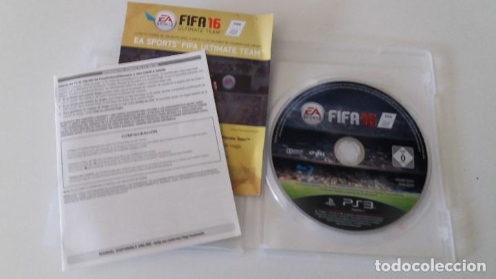 Videojuegos y Consolas: FIFA 16 (PS3) - Foto 2 - 172962139