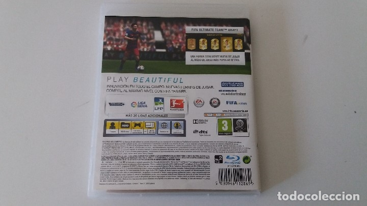 Videojuegos y Consolas: FIFA 16 (PS3) - Foto 3 - 172962139