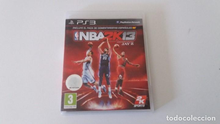 NBA 2K13 (PS3) (Juguetes - Videojuegos y Consolas - Sony - PS3)