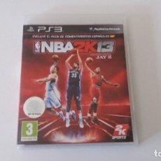 Videojuegos y Consolas: NBA 2K13 (PS3). Lote 172962180