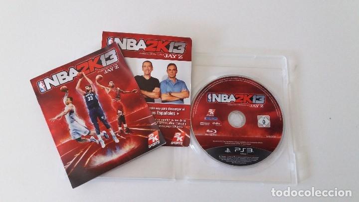 Videojuegos y Consolas: NBA 2K13 (PS3) - Foto 2 - 172962180