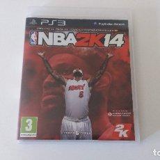 Videojuegos y Consolas: NBA 2K14 (PS3). Lote 172962203