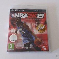 Videojuegos y Consolas: NBA 2K15 (PS3). Lote 172962229