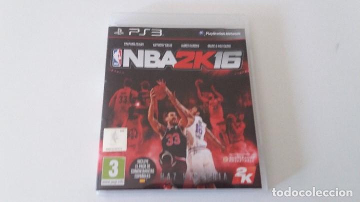 NBA 2K16 (PS3) (Juguetes - Videojuegos y Consolas - Sony - PS3)