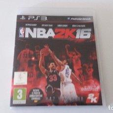 Videojuegos y Consolas: NBA 2K16 (PS3). Lote 172962285