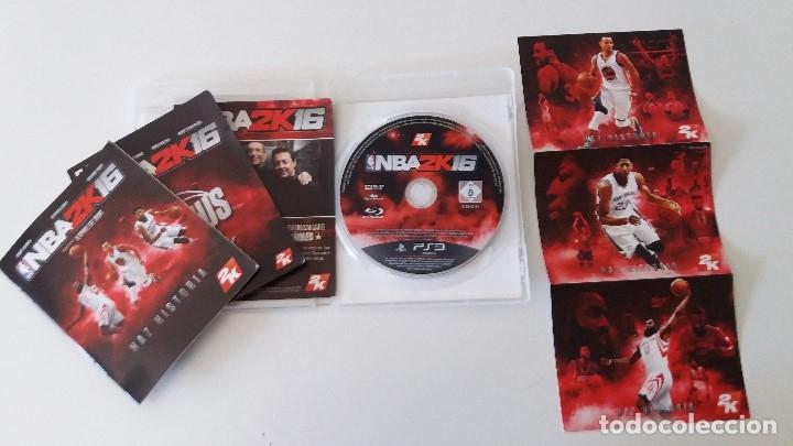 Videojuegos y Consolas: NBA 2K16 (PS3) - Foto 2 - 172962285