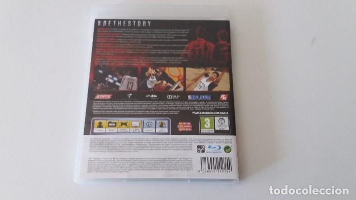 Videojuegos y Consolas: NBA 2K16 (PS3) - Foto 3 - 172962285