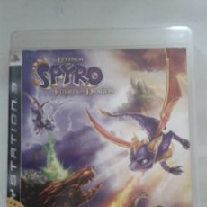 Videojogos e Consolas: LA LEYENDA DE SPYRO: LA FUERZA DEL DRAGON. PS3. Lote 173449905